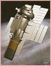 Araks satellite (Credit www.russianspaceweb.com)