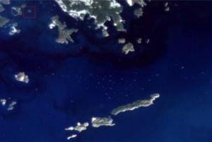 GF-4 image of the Zhujiang estuary, from IAC-16, B1, 2, 1, x33088