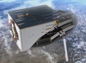 A German SAR-LUPE satellite